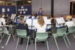 Melba Copland Secondary School Students Band
