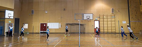 Copeland College Gym