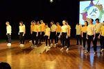 MCSS Students dancing