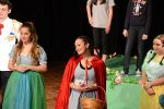 Melba Copland Secondary School Students in the Musical Production